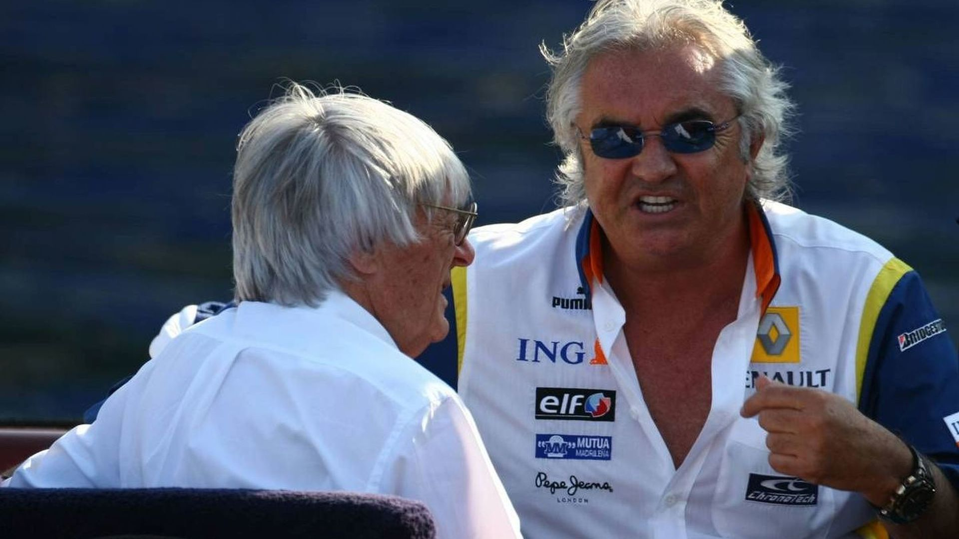 More negative headlines for Flavio Briatore