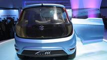 Suzuki R3 Concept MPV Revealed in New Delhi