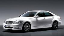 2010 Mercedes-Benz S-Class Facelift Official Details Released