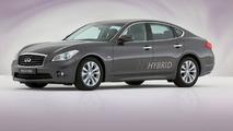 Infiniti M35 Hybrid Launched in Geneva [Video]