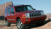 Jeep to Join DaimlerChrysler Flexible Fuel Lineup for 2007