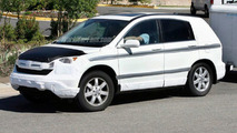 More Honda CR-V Spy Photos (US spec)