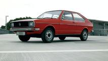 Volkswagen Passat B1, 1973