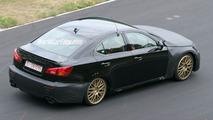 Spy Photos: Lexus IS 500