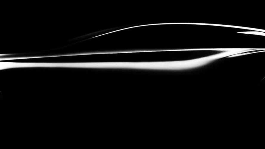 Infiniti Q80 Inspiration fastback concept teased prior to Paris reveal