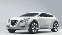 Suzuki Tokyo Preview: Kizashi 2, X-Head, Palette Concepts