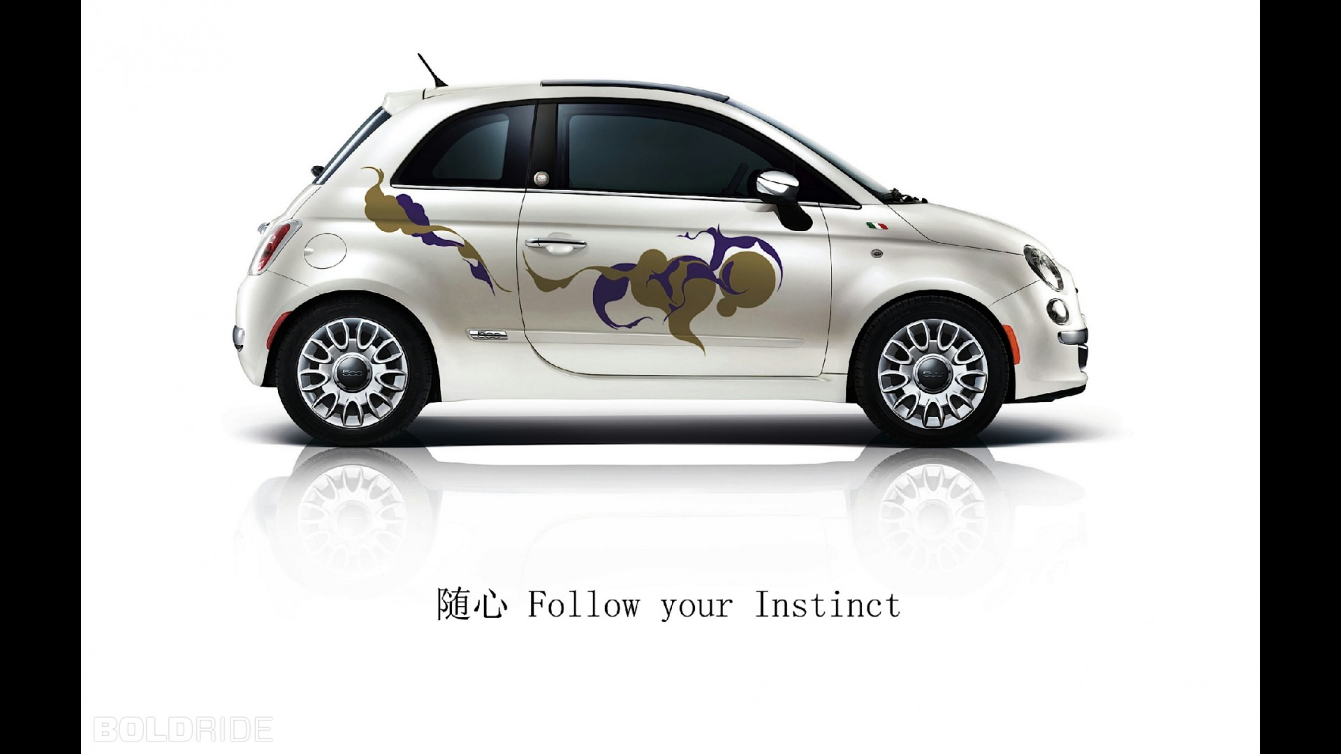 """Fiat 500 """"First Edition"""""""