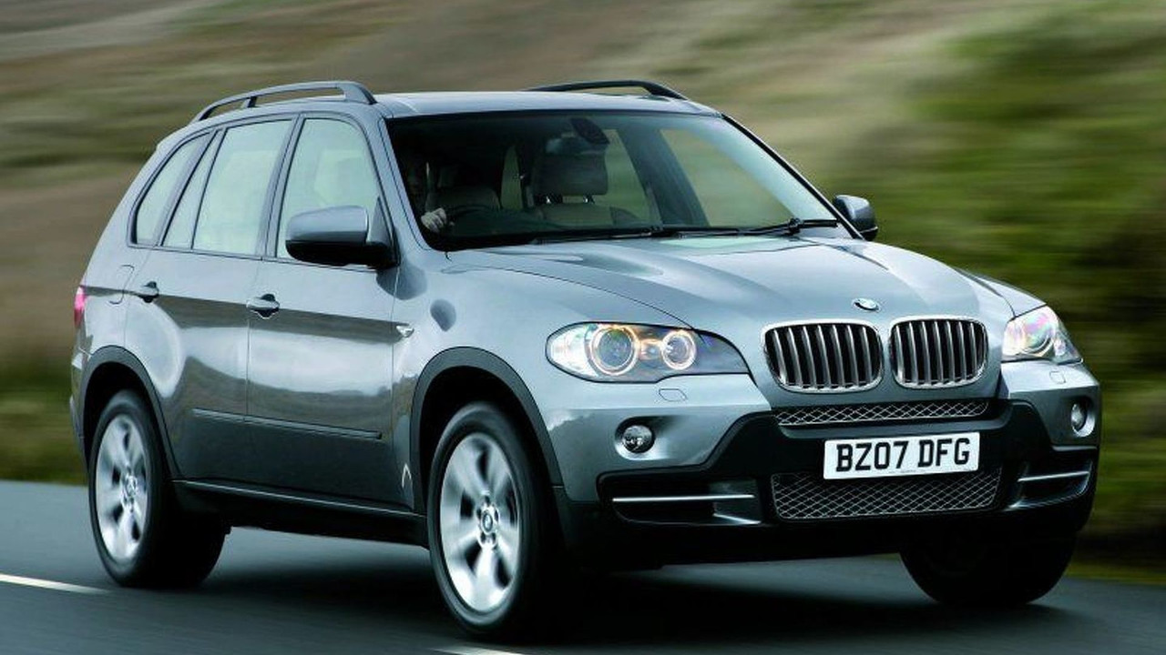 New BMW X5 3.0sd