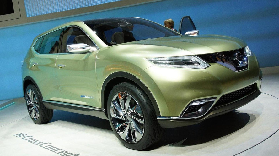 Next-gen Nissan Qashqai won't get +2 version - report