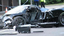 Pagani Zonda Roadster driver dies in accident