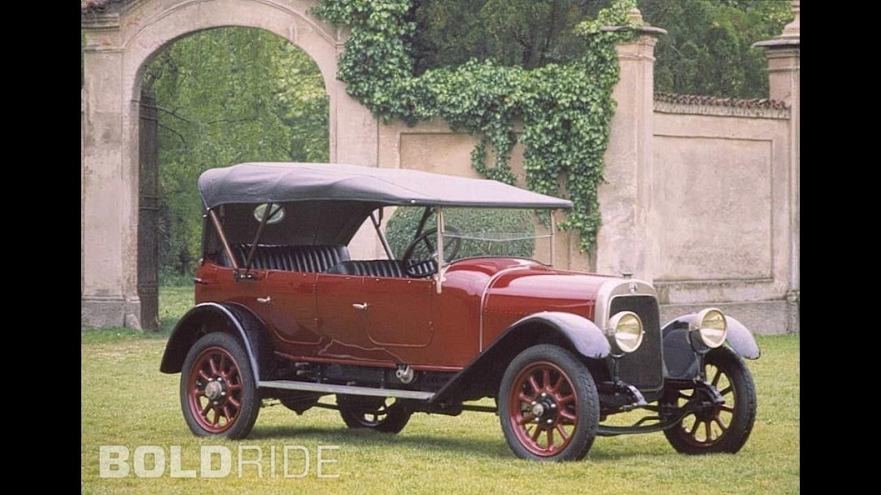 Alfa Romeo 20-30 E.S.