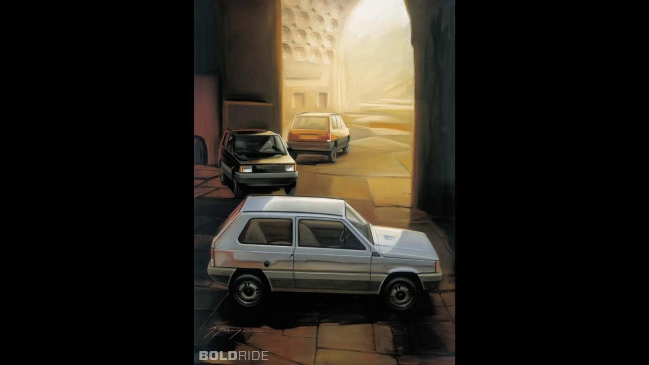 Italdesign Fiat Panda