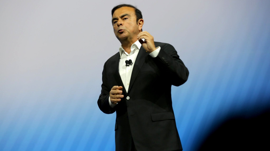 Nissan CEO Ghosn steps down to focus on Mitsubishi