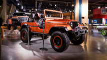 SEMA 2016 - Wheel and Tire Hall - South Lower