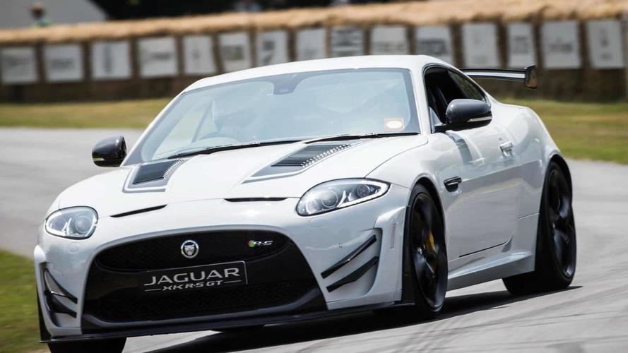 Jaguar expands XKR-S GT production by ten units destined for UK