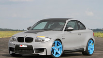 BMW 1-Series M Coupe tuned by LEIB Engineering 25.7.2013