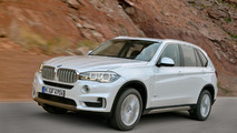 BMW X7 to be announced tomorrow, go into production in 2017 or 2018 - report