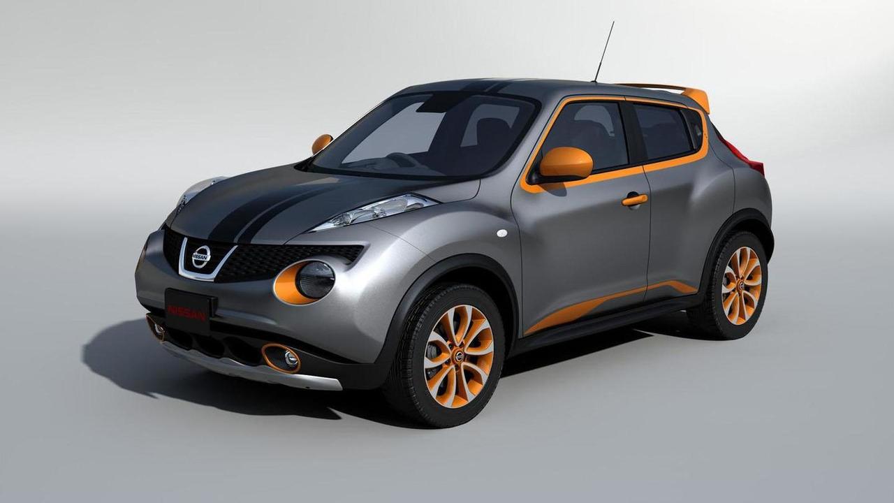 Nissan Juke Personalization concept 20.12.2012