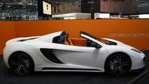 Gemballa GT Spider drops its top in Geneva