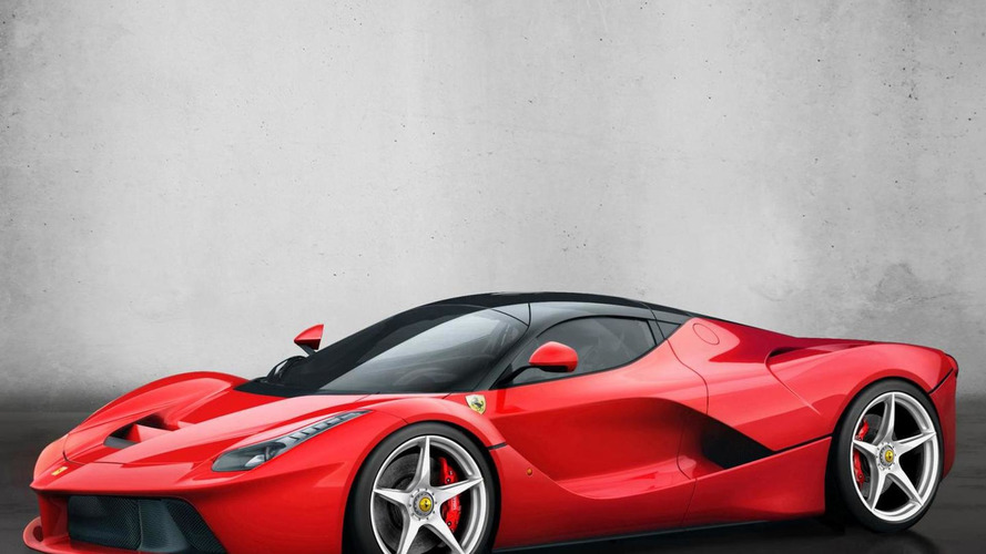 Ferrari exec confirms a track-focused LaFerrari XX - report