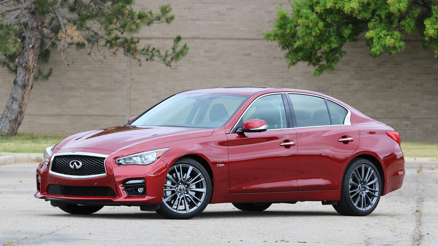 review 2016 infiniti q50 red sport 400. Black Bedroom Furniture Sets. Home Design Ideas