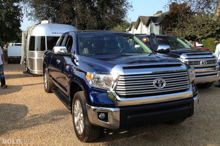 2014 Toyota Tundra First Drive: New Face, Same Ol' Truck