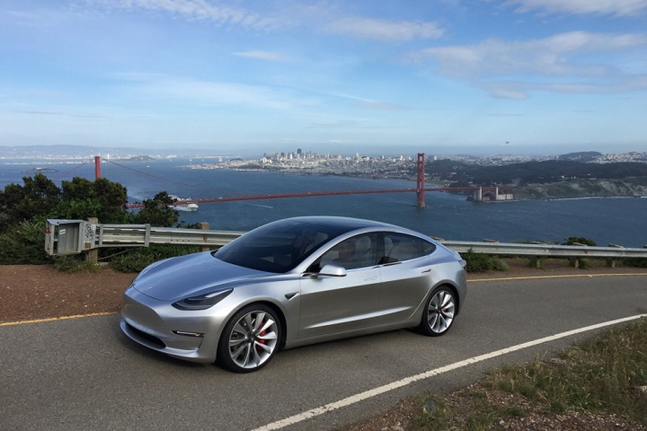 The Tesla Model 3 Could Get as Much Power as the Model S