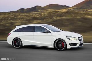 Mercedes CLA Shooting Brake is the Wagon America Needs