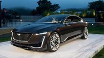Cadillac Escala concept previews a glamorous range-topper