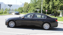 2012 BMW 7-Series facelift spy photo - 29.6.2011