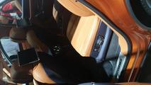 Bentley Bentayga live in Frankfurt 2015