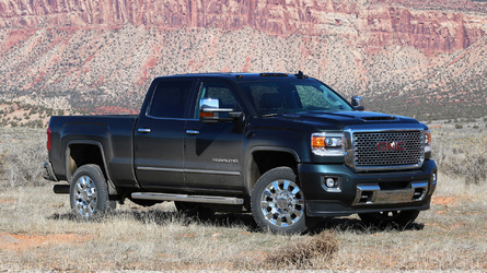 2017 GMC Sierra 2500 Denali HD First Drive: Power, power, power