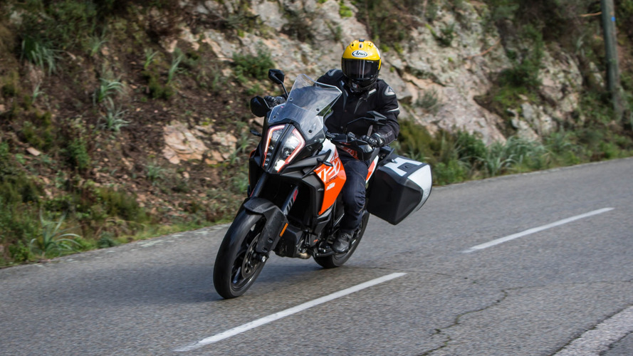 First Ride: 2017 KTM 1290 Super Adventure S