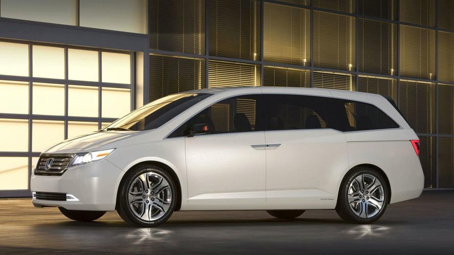 Honda Odyssey Concept Revealed