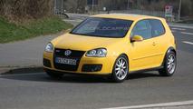 VW Golf V test mule spy photo for Bluesport roadster