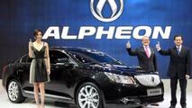GM Daewoo Alpheon 30.04.2010
