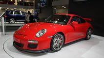 Porsche 911 GT3 gets First Public Showing at Geneva Motor Show