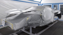 McLaren MP4-12C production, McLaren Technology Centre, Woking, UK 02.02.2011