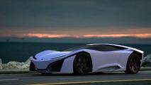 Lamborghini Madura Student Design Project