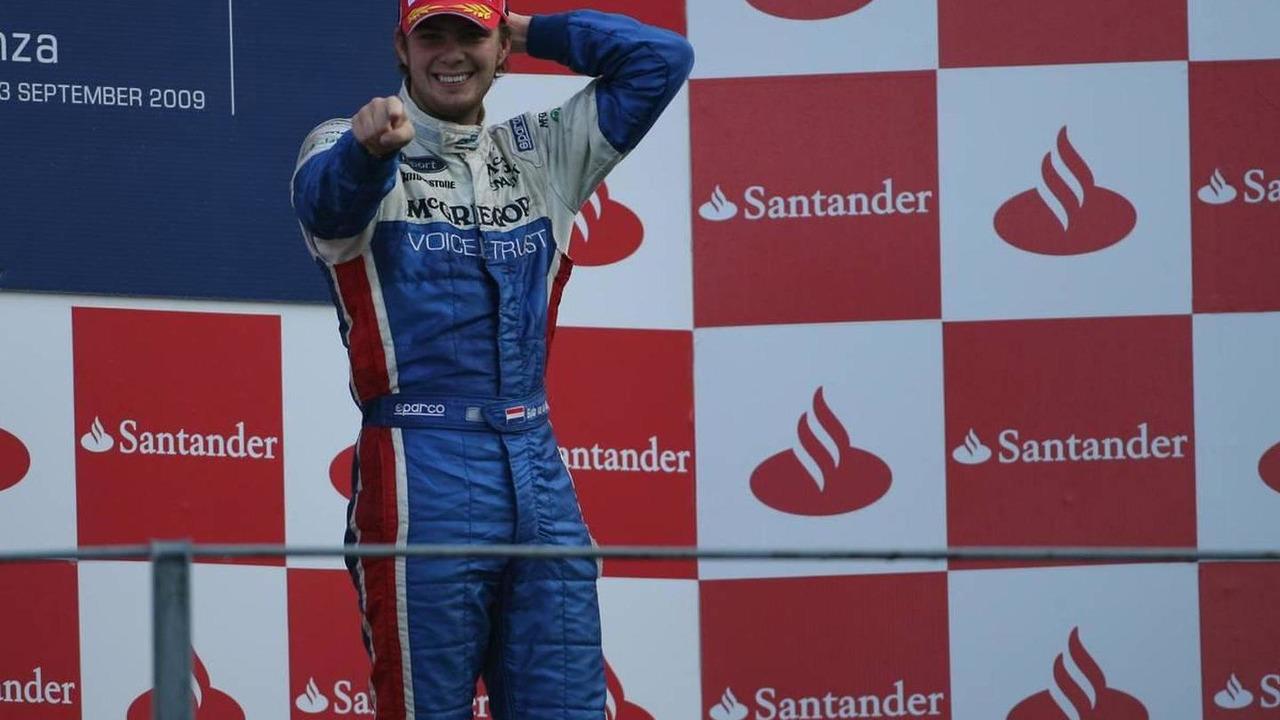 Giedo van der Garde (NED), iSport International - GP2 Championship 2009, Rd 17 & 18, 12.09.2009 Monza, Italy
