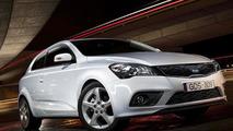 Kia Pro_cee'd facelift leaked ahead of Geneva debut