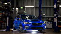 Subaru WRX STI NR4 Spec bound for Australia