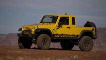 Jeep confirms new compact SUV and pickup