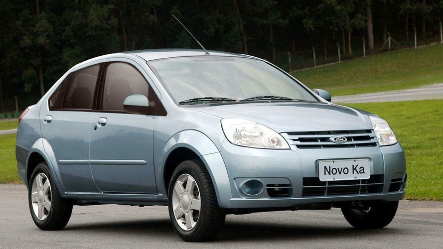 Emerging Markets Will Get The New Ford Ka Sedan