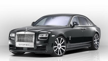 Novitec Group announces tuning program for Rolls-Royce Ghost