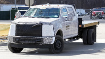 2016 / 2017 Ford Super Duty spy photo