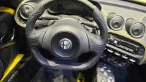 Alfa Romeo 4C Spider (Euro-spec) at 2015 Geneva Motor Show