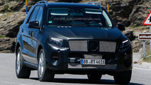2016 Mercedes-Benz M-Class facelift