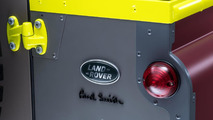 Paul Smith Land Rover Defender