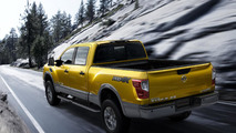 Nissan Titan to be offered with a petrol engine in 2016